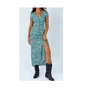 Sanrin Midi Dress by Motel - US 2